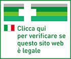 Verifica della legalità del sito