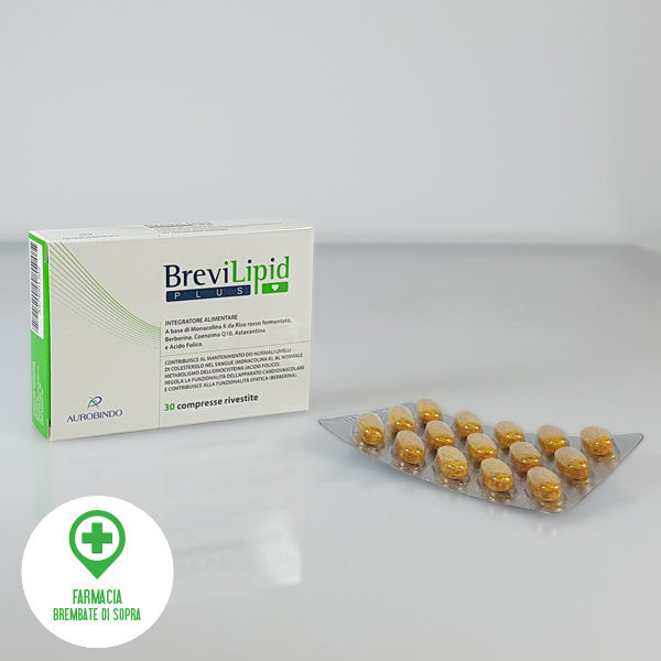 BreviLipid integratore alimentare