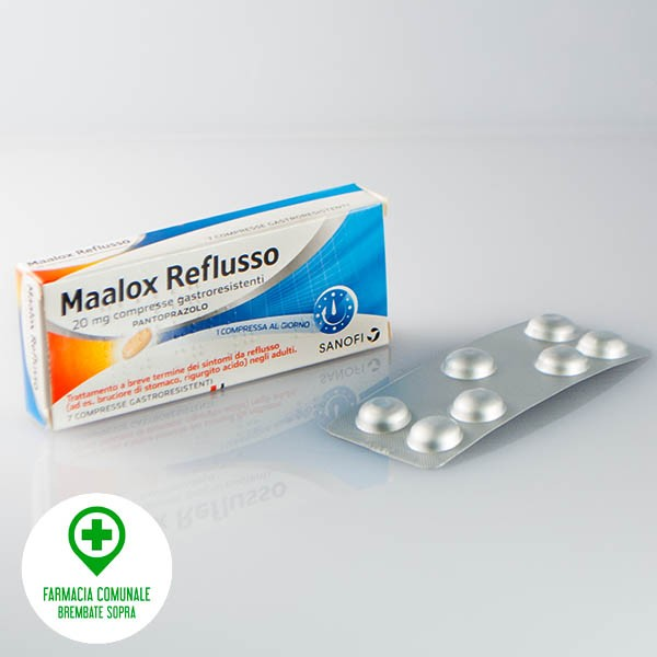 maalox reflusso