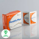 MoreVis Plus integratore alimentare di creatina e sali minerali