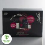 Defence KS cofanetto contenente prodotti anticaduta capelli per la donna