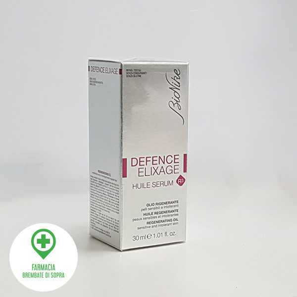 Bionike Defence Elixage olio rigenerante Huile Serum R3