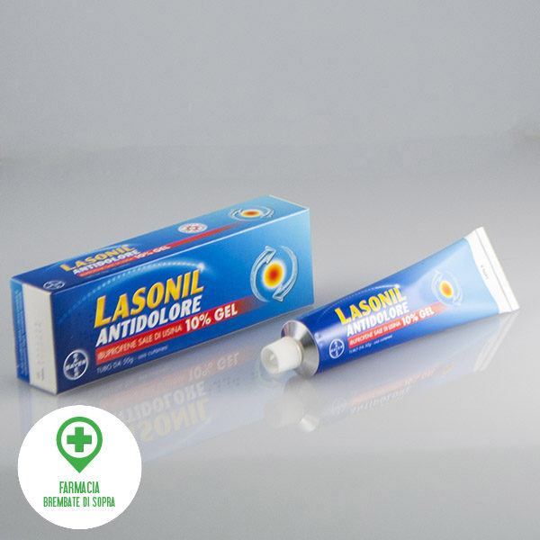 Lasonil antidolore gel