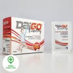 DaiGO Enerday integratore alimentare di creatina e L arginina