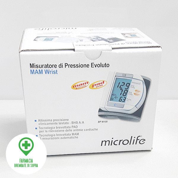 Misuratore di pressione evoluto MAM Wrist