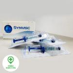 Synvisc Hylan G-F 20 siringhe per infiltrazioni di acido ialuronico