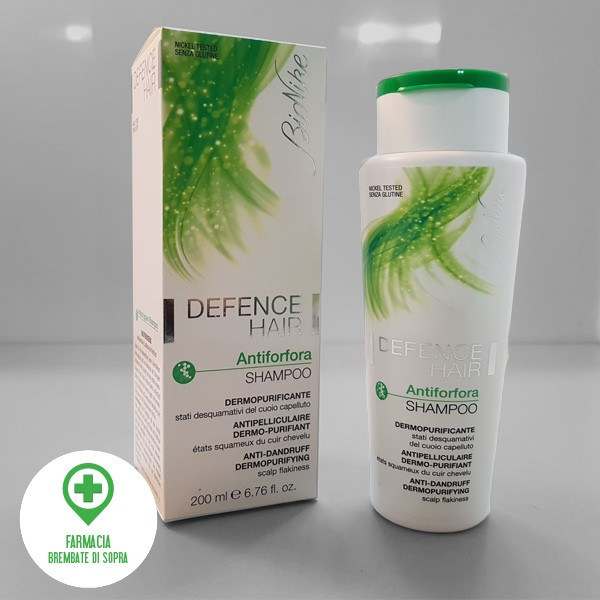 Shampoo Bionike DEFENCE HAIR antiforfora