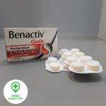 Benactiv Gola flurbiprofene 16 pastiglie gusto Limone e Miele