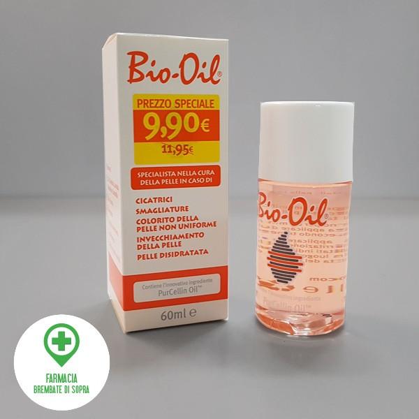 Bio-Oil cicatrici e smagliature 60ml cura la pelle