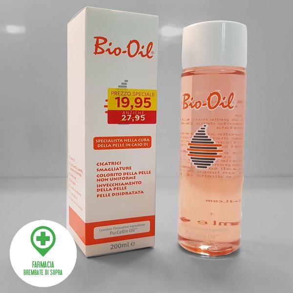 Bio-oil cura della pelle, confezione da 200 ml