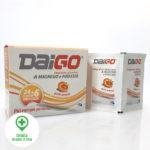 DaiGO integratore alimentare di Magnesio e Potassio gusto arancia