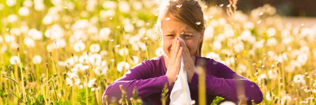 Allergia ai pollini: consigli sulla prevenzione