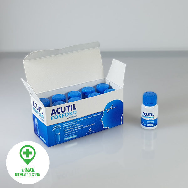 Acutil fosforo advance flaconcini