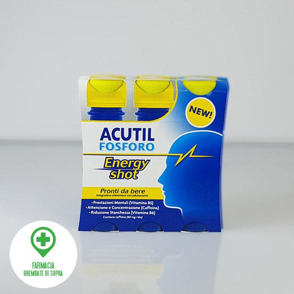 Acutil fosforo energy shot