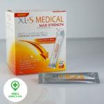 XL S MEDICAL MAX STRENGTH