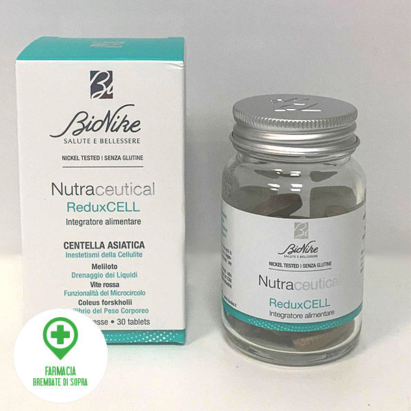 Bionike nutraceutical Reduxcell alimentare