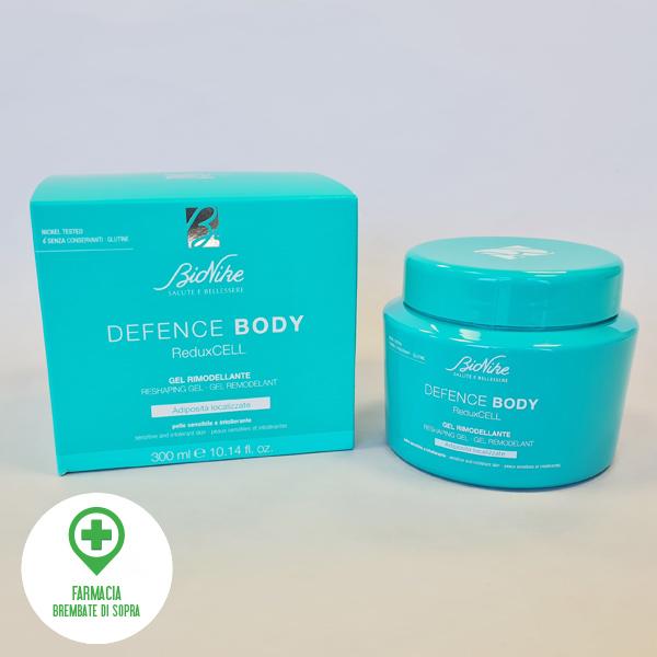 Bionike Defence body reduxcell gel modellante